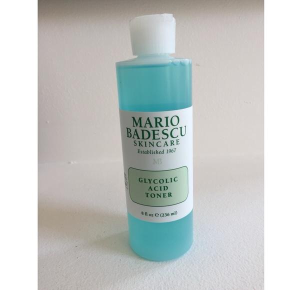 Brand New Glycolic Acid Toner Mario Badescu